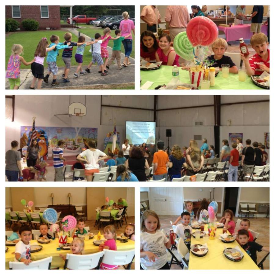 VBS 2013 collage